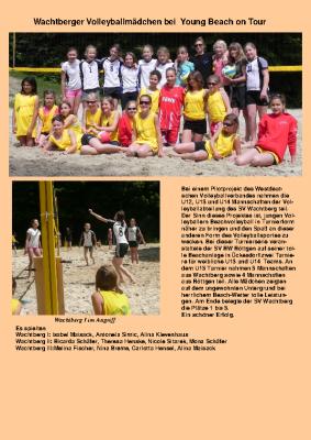 Beachmeisterschaft Jugend 09/10
