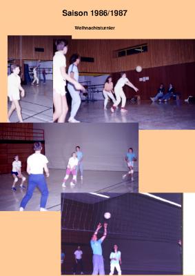 Saison 86/87