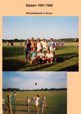 Saison 91/92