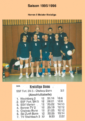 Saison 95/96